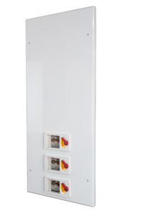 AVSU Module with Pressure Sensors, no Area Alarm