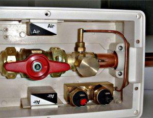 AVSU with Pressure Sensors - Breakable Window