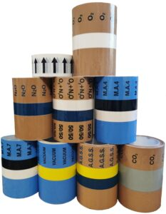 Medical Gas Tape